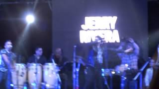 Jerry Rivera - Cara de Niño, Amores como el nuestro / Cañete 2015