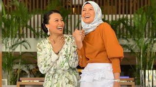 NABILA HUDA - Jawab isu panas di Ketuk-Ketuk Ramadan 2019 Giant Tampoi.