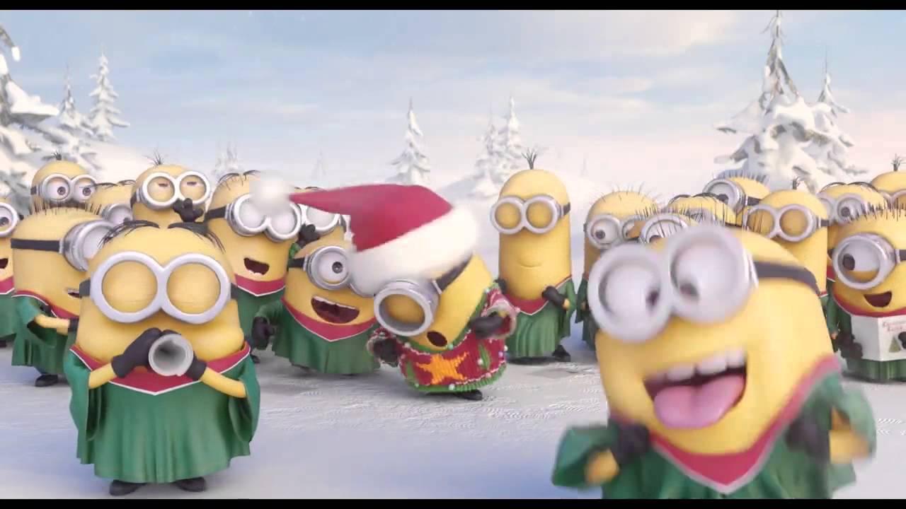 平安夜 小小兵聖誕歌