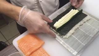 Суши в Северодвинске Sushi Love японская кухня доставка еды