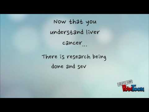 Liver Cancer PSA- Morgan and Sydney
