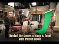 Coop and Cami Behind The Scenes with Paxton Booth