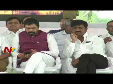 BJP had repeatedly tried to stop Setting up of Kadapa Steel plant Says chandrababu Naidu | NTV