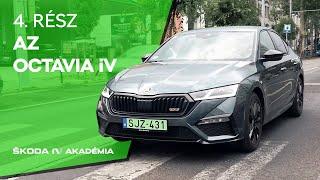 OCTAVIA iV - ŠKODA iV Akadémia 4. rész