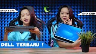 Lihat Nih Laptop Terbaru Dari DELL | Unboxing Laptop DELL INSPIRON 14 - 5406