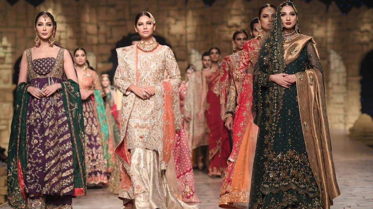 New Bridal Dress 2020 Pakistani Fashion Trends 2020 Youtube