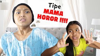 PARODI TIPE MAMA NGAJAR ♥ Type of Parents Online Class Parody