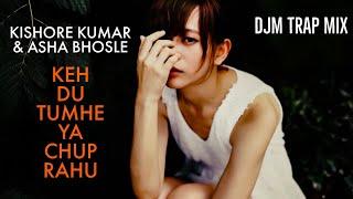 KEH DU TUMHE ft. DJM | KISHORE KUMAR, ASHA BOSHLE | DEEWAAR 1975