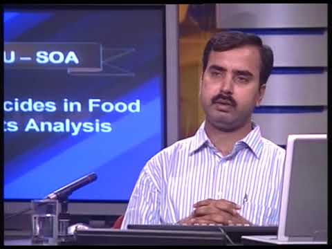Residual pesticide in food chain and its analysis