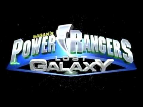 Power Rangers: Lost Galaxy | Season 7 Opening Theme Song