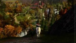 LOTRO travelling region 5 - TROLLSHAWS (Rivendell)