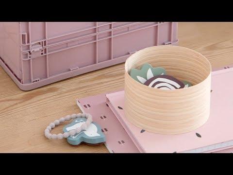 DIY : Wooden box by Søstrene Grene