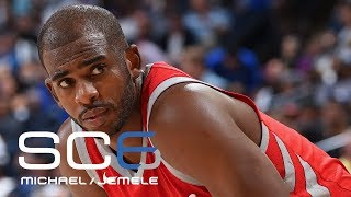 Chris Paul expected to miss 2-4 weeks with knee injury | SC6 | ESPN