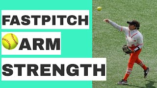 Fastpitch Arm Strength Training Best Exercises How to Build an Effective Workout