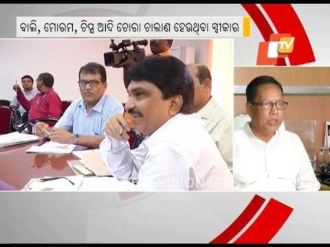 Mines minister Prafulla Mallick accepts rampant illegal mining allegations