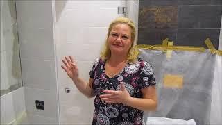 видео Стеклянные двери для душа: виды и особенности