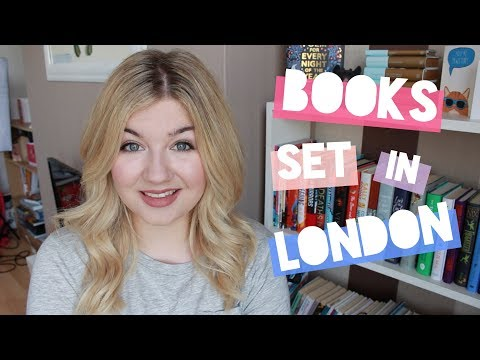 Books Set in London | My Favourites & TBR