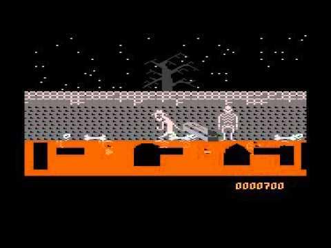 Grim Ritual game for Global Game Jam 2016 Atari