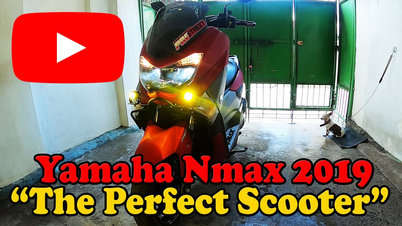 "YAMAHA NMAX 2019 ""The Perfect Scooter"""