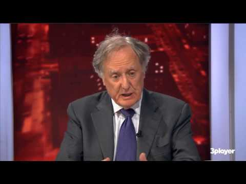 Talking Irish Language Rights on Tonight with Vincent Browne