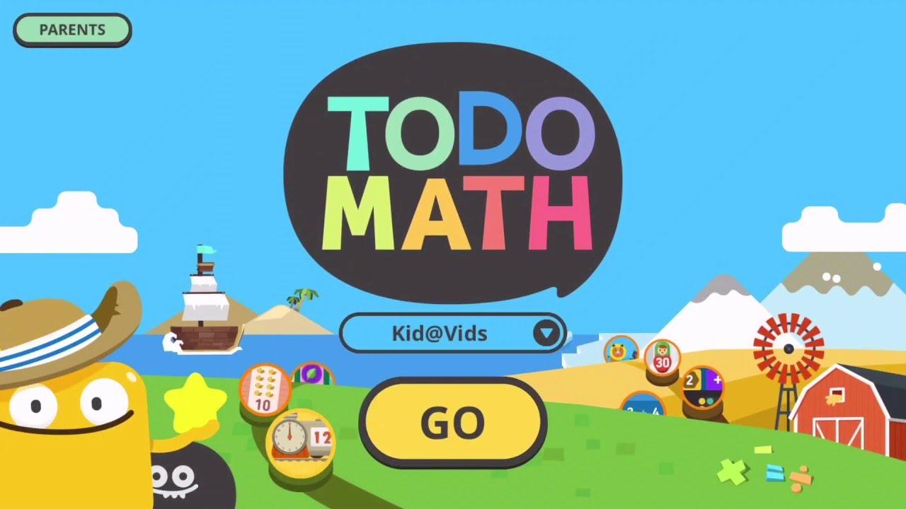 ToDo Math for Kids | Learning Math for Children | Learn Preschool ...