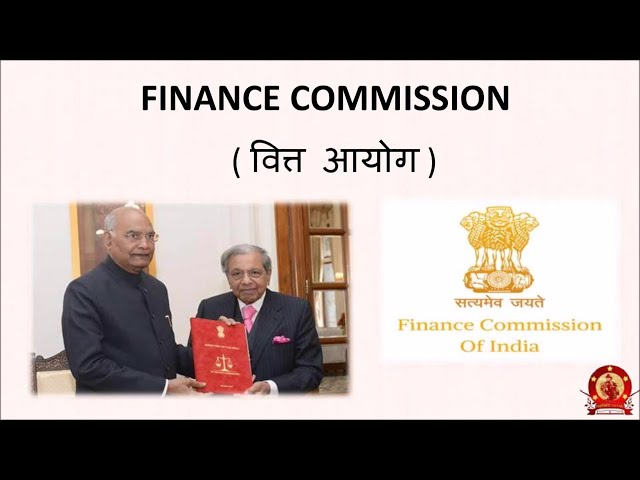 Finance Commission of India and 15th Finance Commission | CDS | Political Science | Defence Taiyari