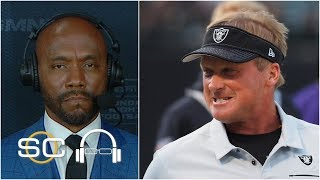 The Raiders wanted to prove that they're more than Antonio Brown - Louis Riddick | SC with SVP thumbnail