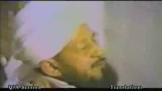 Majlis Irfan -1984-02-15_part 1/7 Ahmadiyya Islam Pakistan