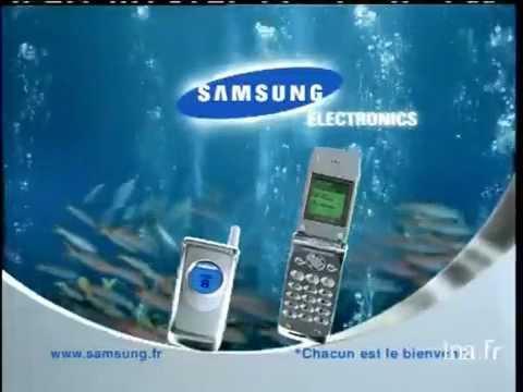 Samsung SGH-A300 - Publicité