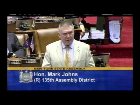 Assemblyman Mark Johns Calls for Real Campaign Finance Reform