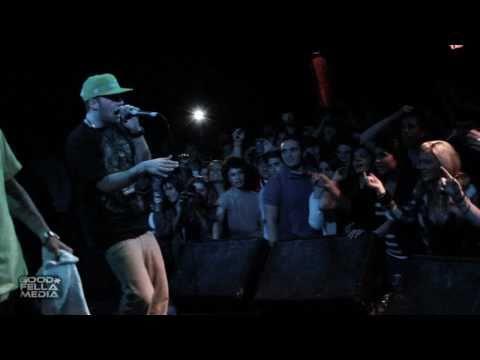 Mac Miller - Knock Knock (Live at School of Rock, NJ)