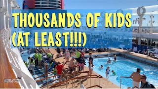 Cruising Disney With No Kids? Sunday Sofatime