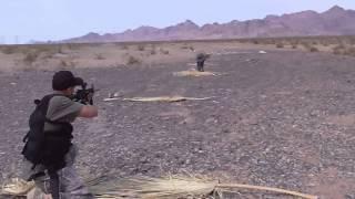 ''AR15-RUN -N- GUN SHOOTING A GORILLA TARGET''+TNT GO'S BOOM!!! ( MUST WATCH )