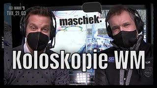 Maschek – Koloskopie WM