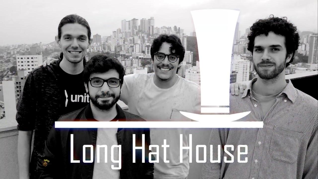 Resultado de imagem para long hat house