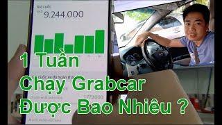#15 Doanh thu 1 tuần chạy Grapcar được bao nhiêu ? |Xe \u0026 Công Nghệ| Zen Nguyễn 2019