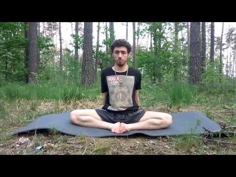 23.05 - Как сесть в позу Лотоса и сидеть в ней без травмирования коленей