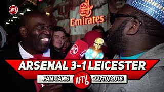 Arsenal 3-1 Leicester City | Mesut Ozil's Goal Was Vital!!! (Kelechi)