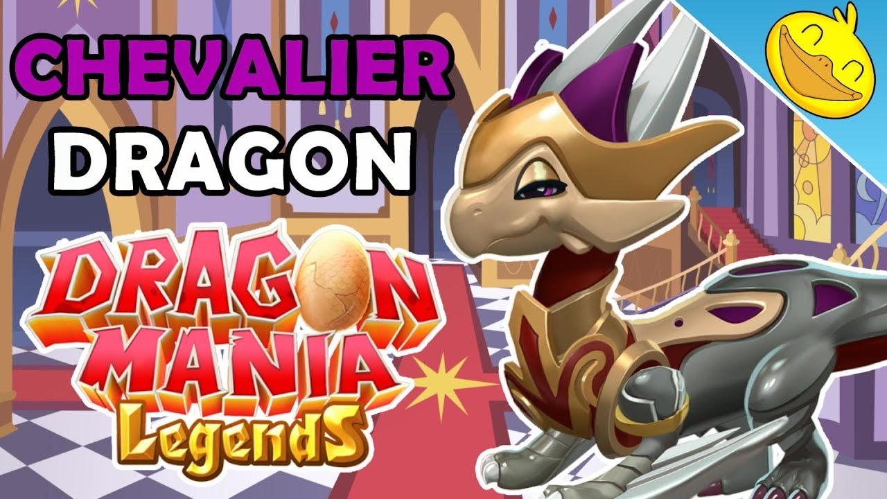 How to Breed the CHEVALIER DRAGON! 3 BEST Breeding Combinations! - Dragon  Mania Legends