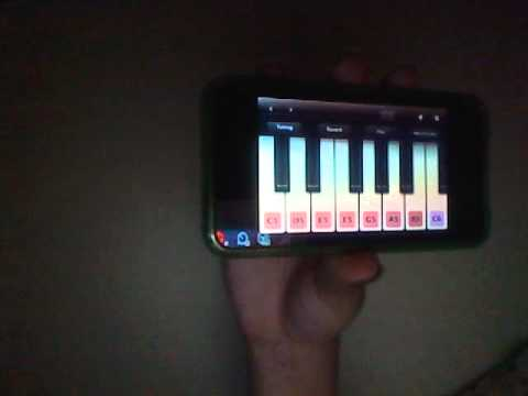 Agar tum mil jao in scale ipod touch virtuoso piano cover by Noorulain