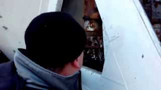 Цементовоз, работа копрессора(Дизель работает, компрессор качает., 2013-12-02T08:18:38.000Z)