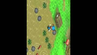 Harvest Moon Back To Nature Playing On Android