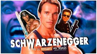 Biografías Así Nomás | Arnold Schwarzenegger
