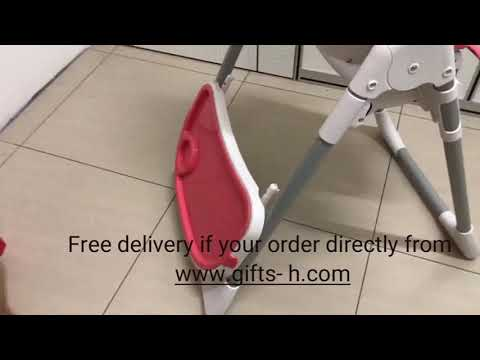 Quinton Hwugo Multifunction Baby High Chair