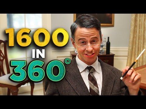 Inside FDR's Oval Office in 360!