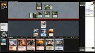 Standard Jeskai Midrange #1 Game 3