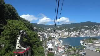2018.08.22 日本一短いロープウェイ