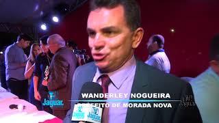 Wanderley Nogueira Entrega de Comendas em Morada Nova