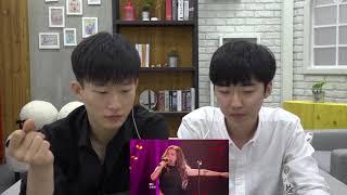【韩国人看我是歌手】饿狼传说 张靓颖