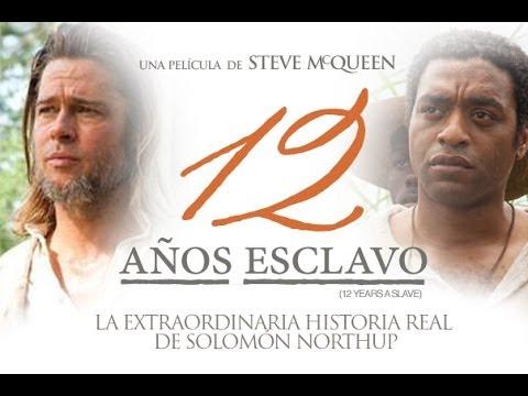 12 Años Esclavo (12 Years a Slave) - Trailer Oficial Subtitulado